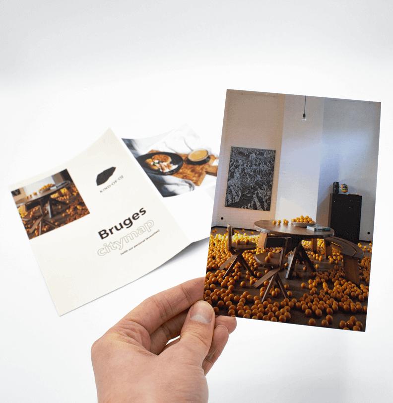 Postkaarten drukken