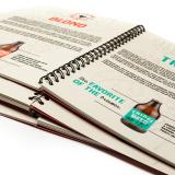 Wire-O brochures drukken