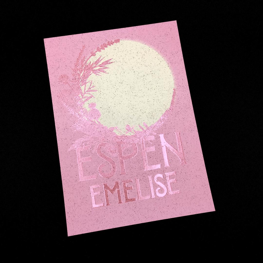 Spot-UV kaarten