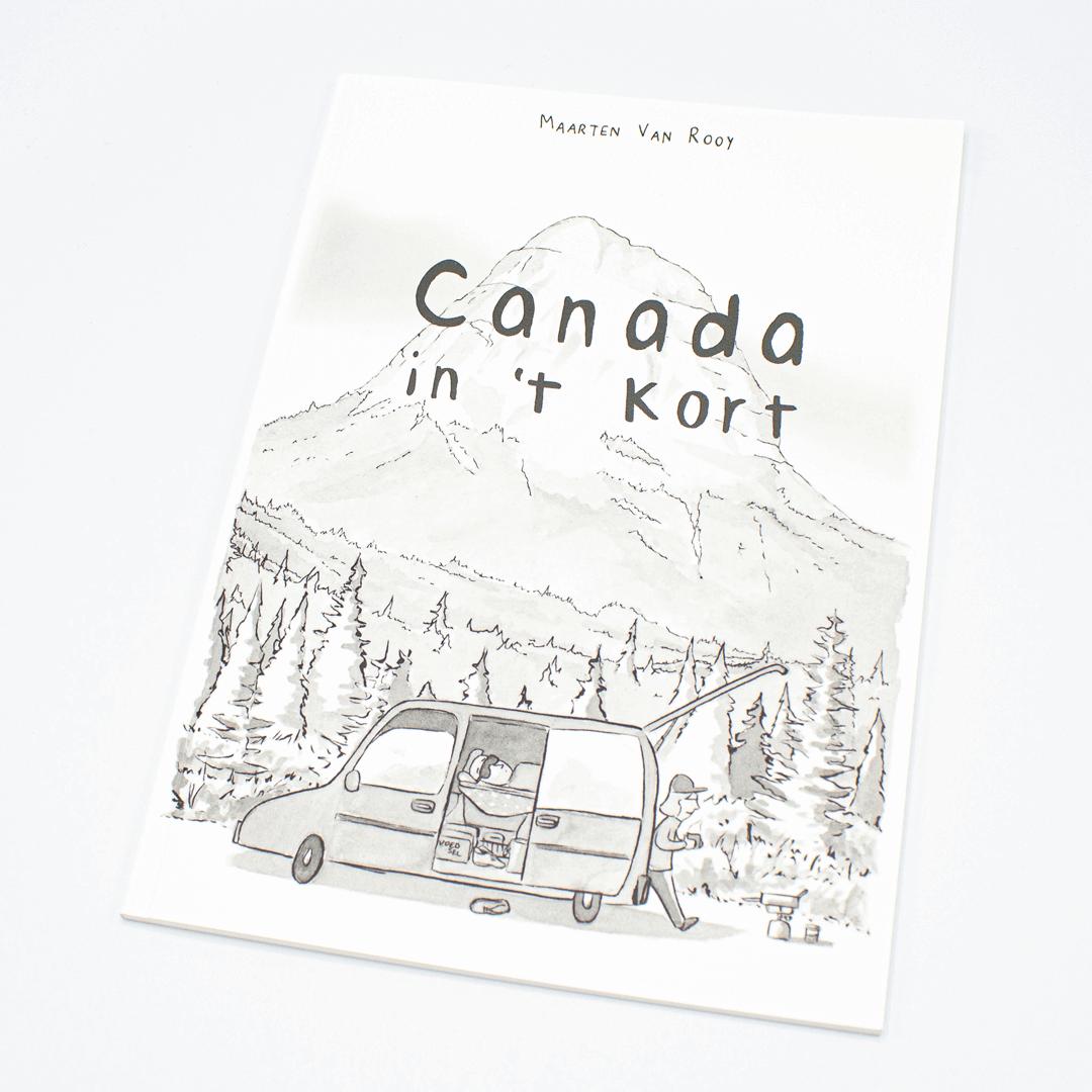 Magazine Canada in 't kort