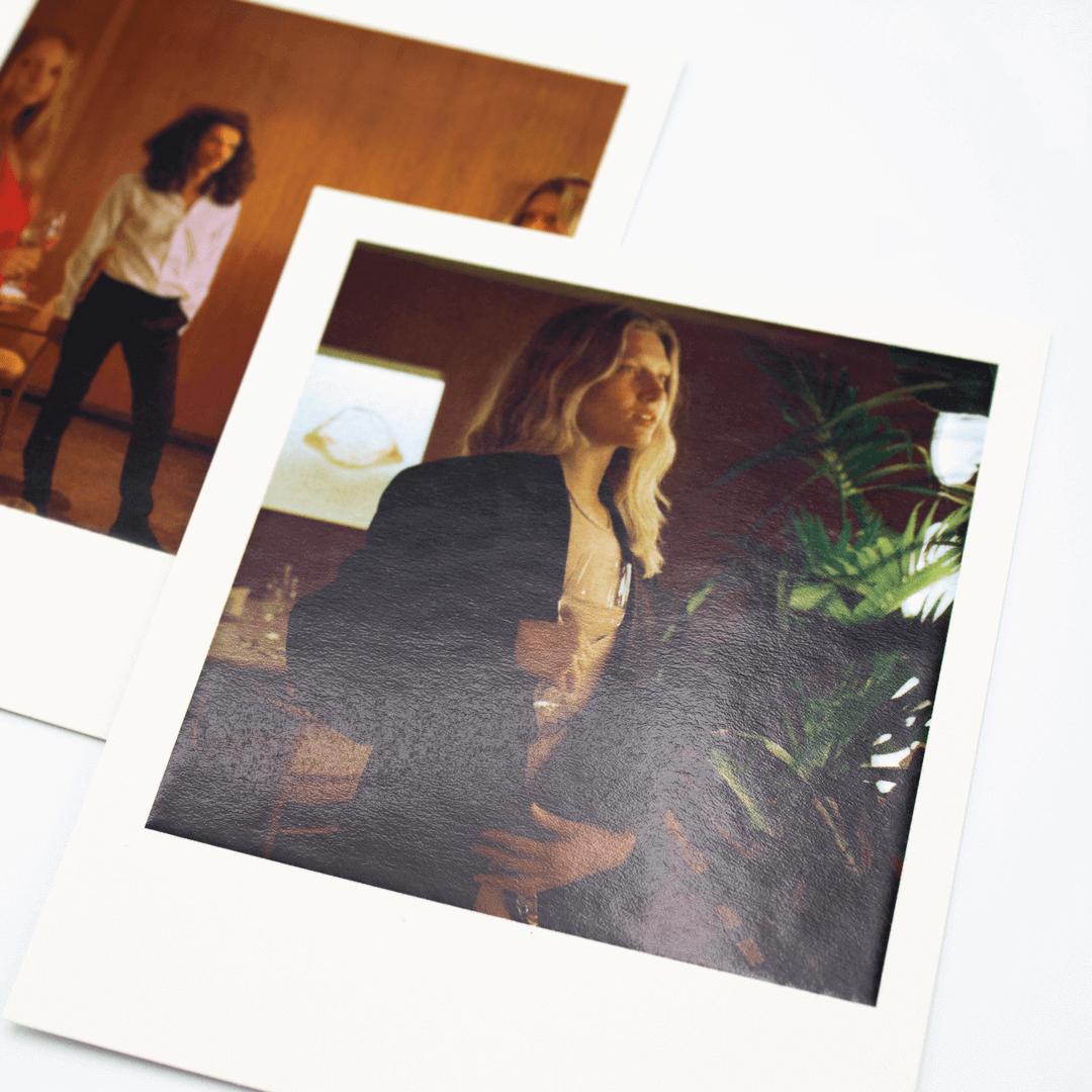 Polaroids drukken