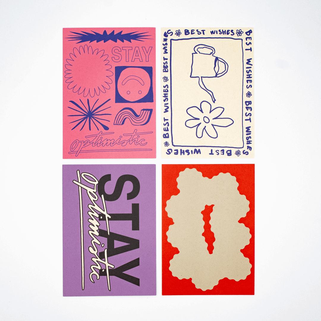 Ansichtkaarten drukken paperwise