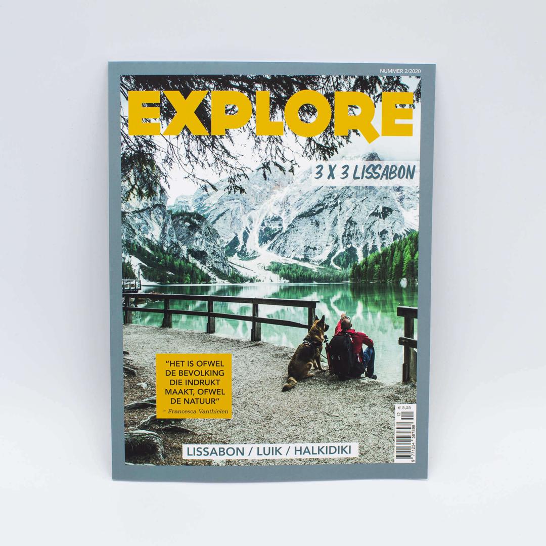 Magazines drukken