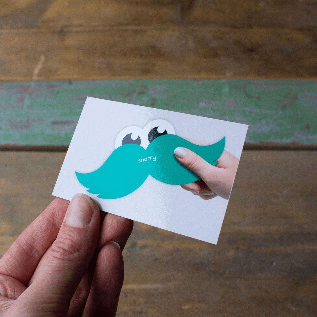 Kaarten in eigen vorm drukken