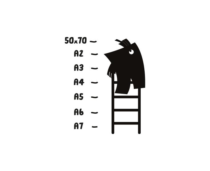 Hoe groot is A4, A5 en A6